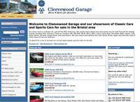 Cleevewood Garage image