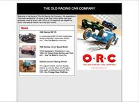The Old Racing Car Company Ltd