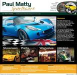 Paul Matty Sports Cars Ltd