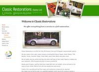 Classic Restorations (Sales) Ltd