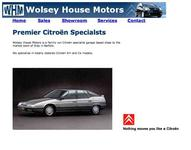 Wolsey House Motors