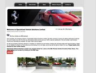 Specialized Vehicle Solutions Limited