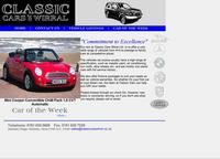 Classic Cars Wirral Ltd image