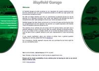 Mayfield Garage
