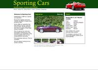 Sporting Cars Sussex Ltd