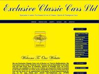 Exclusive Classic Cars Ltd