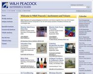 W&H Peacock Auctioneers