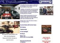 Robert Hughes Automobiles