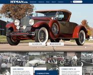 Hyman Ltd Classic Cars