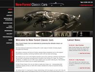New Forest Classic Cars Ltd