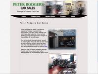 Peter Rodgers Car Sales