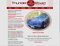 Thunder Road Classic Car Hire