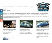 Mercury Classic Cars Ltd