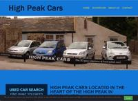 High Peak Cars