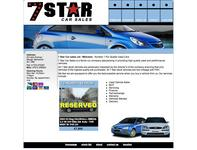 7 Star Car sales Ltd