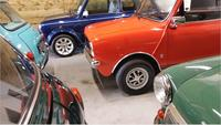 Richard Williams Classic Minis
