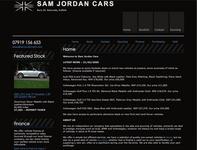 Sam Jordan Cars