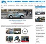 Charles Ware's Morris Minor Centre