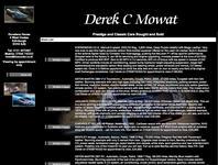 Derek C Mowat