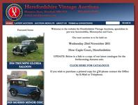 Herefordshire Vintage Auctions