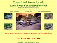 Land Rover Centre