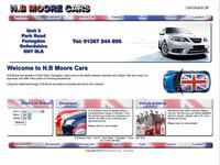 N B Moore Cars
