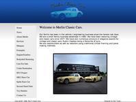 Merlin Classic Cars