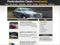 Pembrokeshire Classic Investments