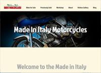 Made In Italy Motorcycles