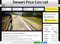 Stewart Price Cars Limited