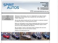 Spirit Auto's