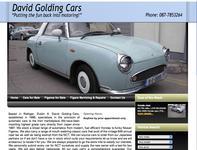David Golding Cars