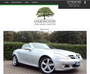 Oakwood Car Sales Ltd