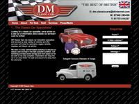 D M Classic Cars