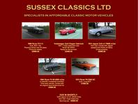 Sussex Classics Ltd