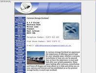 Caravan Storage Scotland