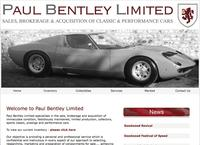 Paul Bentley Limited