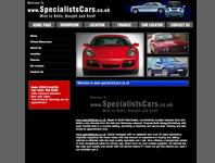 Specialists Cars image