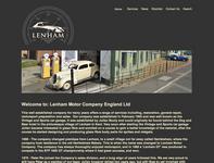 Lenham Motor Company England