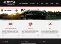 RK Motor  Services Ltd