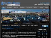 Lodge Hill Garage image