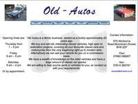 Old Auto's