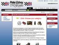 Peter Edney MG