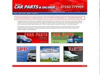 Fleetwood Car Parts & Salvage