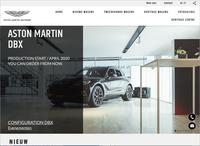 Aston Martin Michiels Antwerp -Tisselt