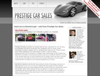 Prestige Car Sales