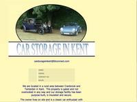 Car Storage in Kent