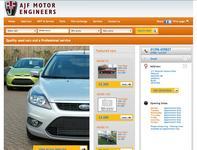 AJF Motor Engineers Ltd