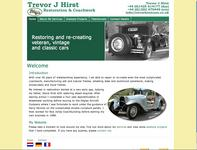 Trevor J Hirst Restoration and Coachwork