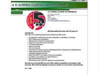 A R Griffiths Classic Automobiles